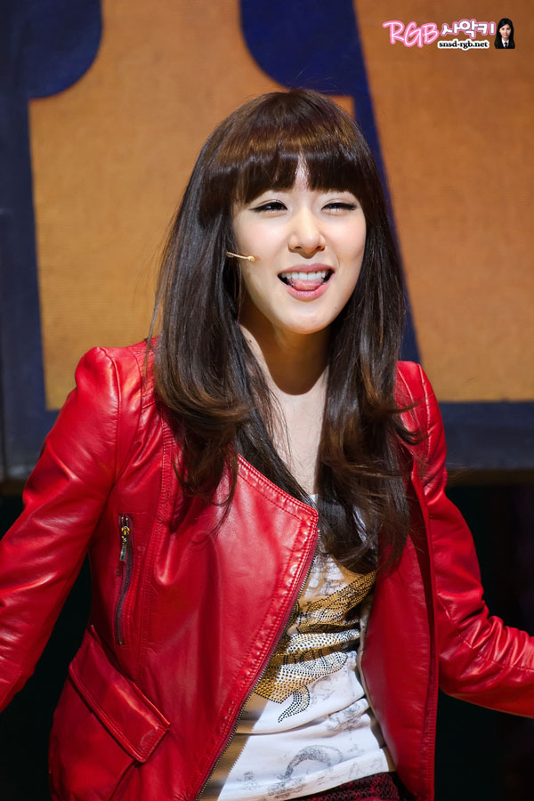 Tiffany Korean Fame Musical