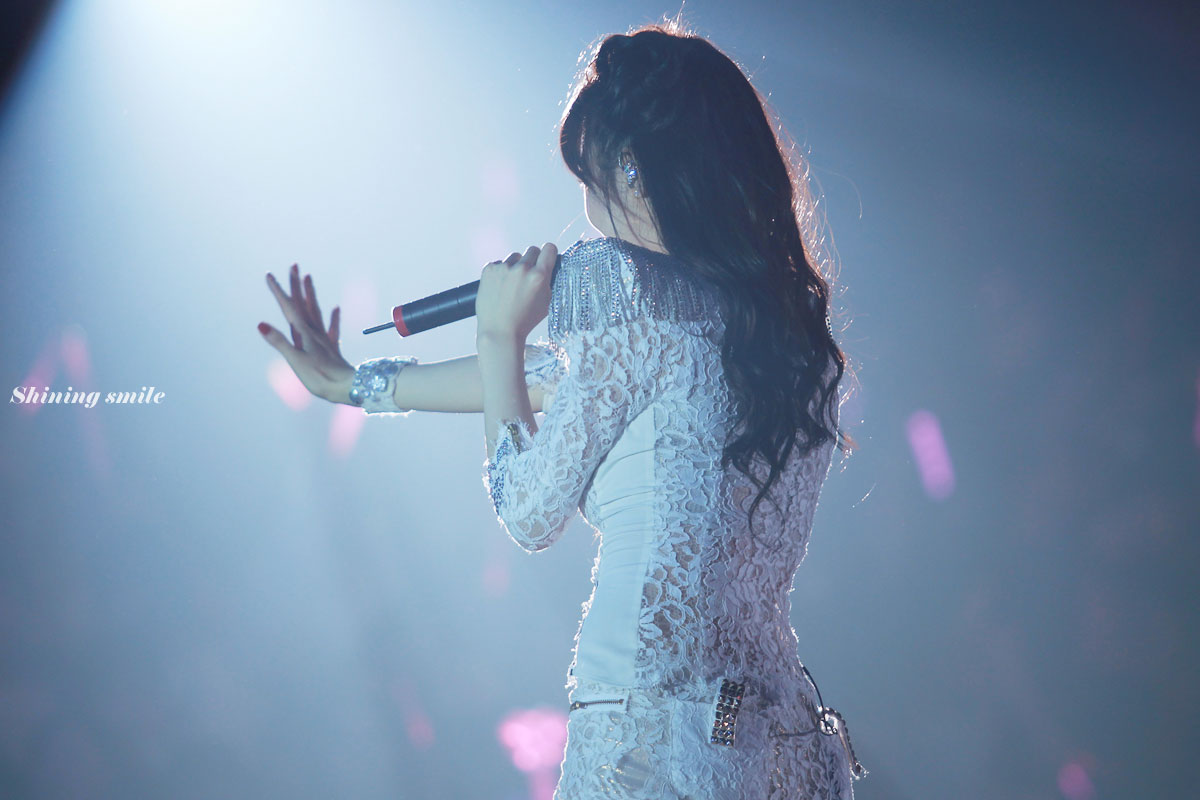 SNSD Tiffany Hong Kong concert