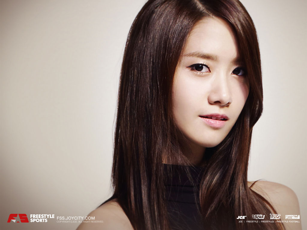 SNSD Yoona Freestyle wallpaper