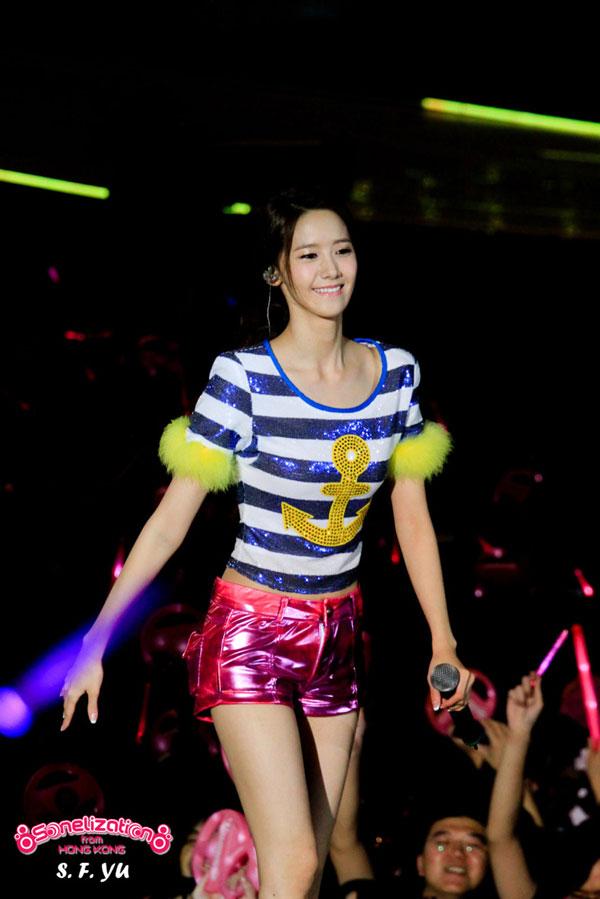 SNSD Yoona Hong Kong tour