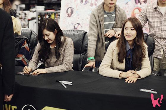 SNSD Yoonseo 2012 New York fan meet