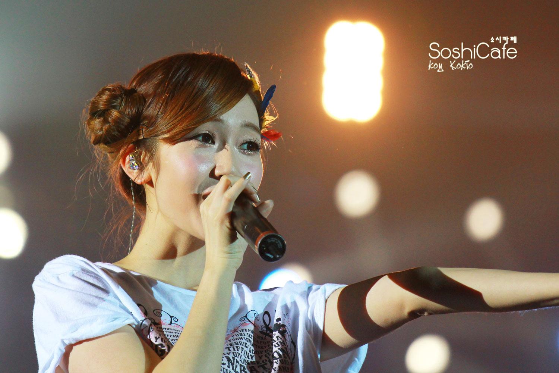 SNSD Jessica Hong Kong concert