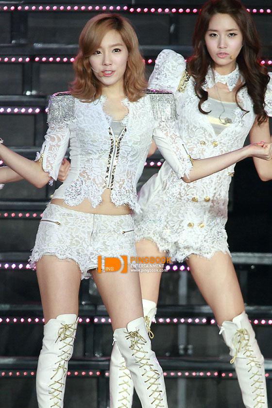 SNSD TaeYeon Bangkok concerto 2012
