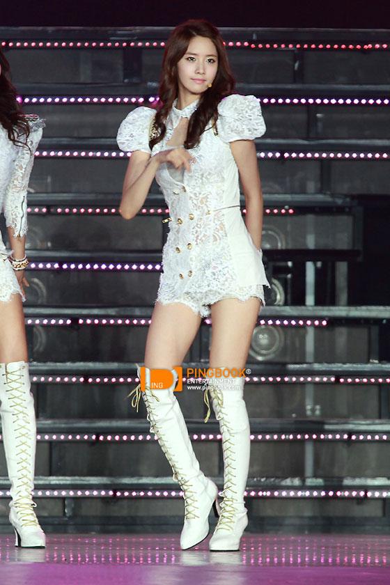 SNSD Yoona Bangkok concerto 2012