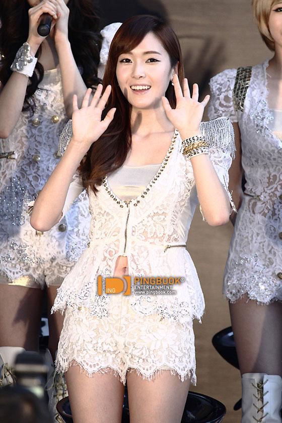 SNSD Jessica Bangkok Tour press conference