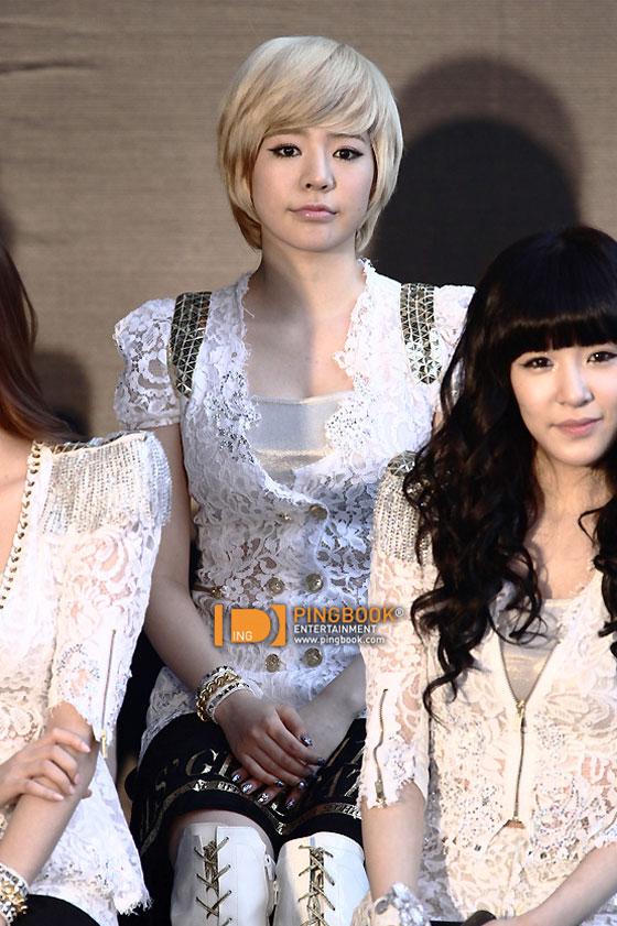 SNSD Sunny Bangkok Tour press conference