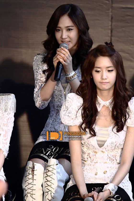 SNSD Sooyoung Bangkok Tour press conference