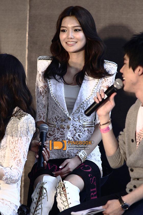 Bangkok Tour 2012 press conference