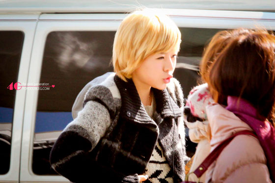 SNSD Sunny Korean Incheon Airport