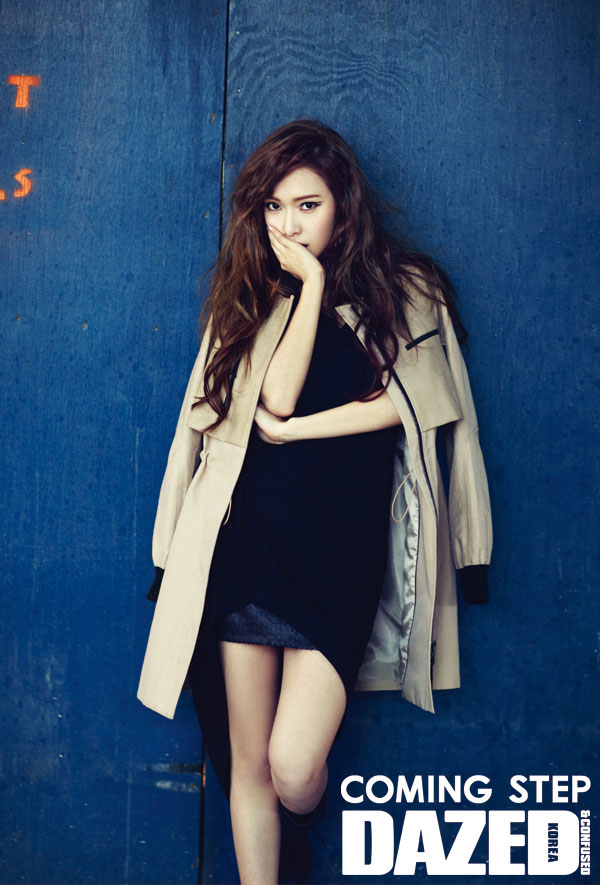 SNSD Jessica Dazed and Confused New York