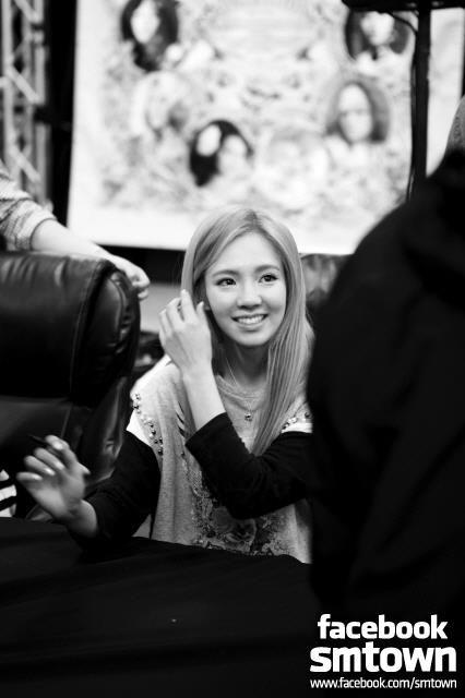 SNSD Hyoyeon New York fan meet