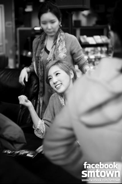 SNSD Taeyeon New York fan meet