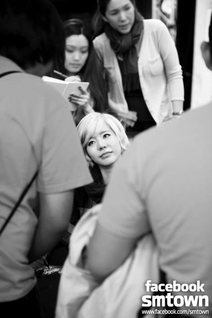 SNSD Sunny New York fan meet