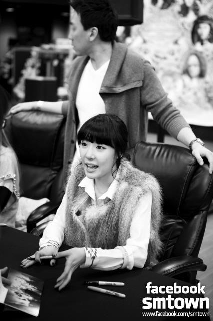 SNSD Tiffany New York fan meet