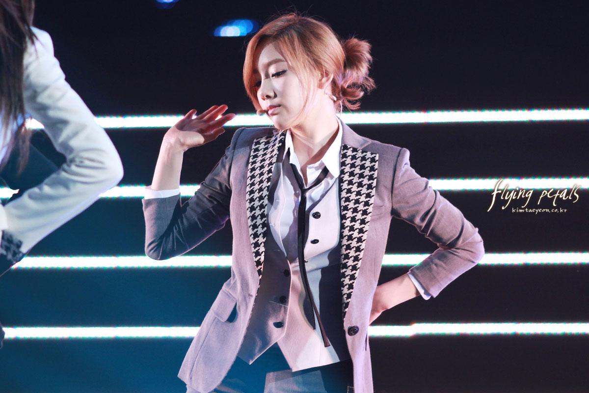 SNSD Taeyeon KISS concert