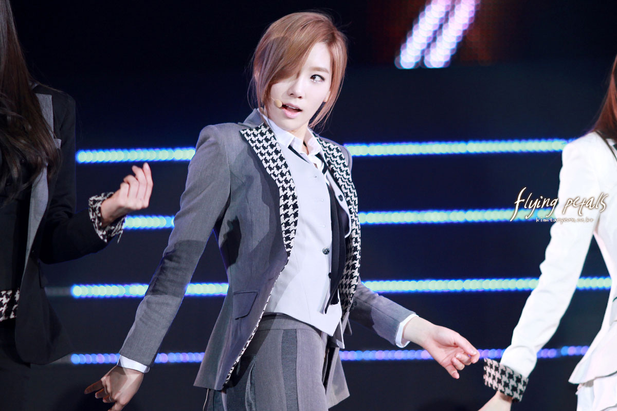 Taeyeon @ Korean International Style Show