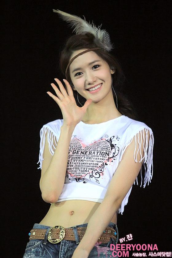 SNSD Yoona Hong Kong Concert