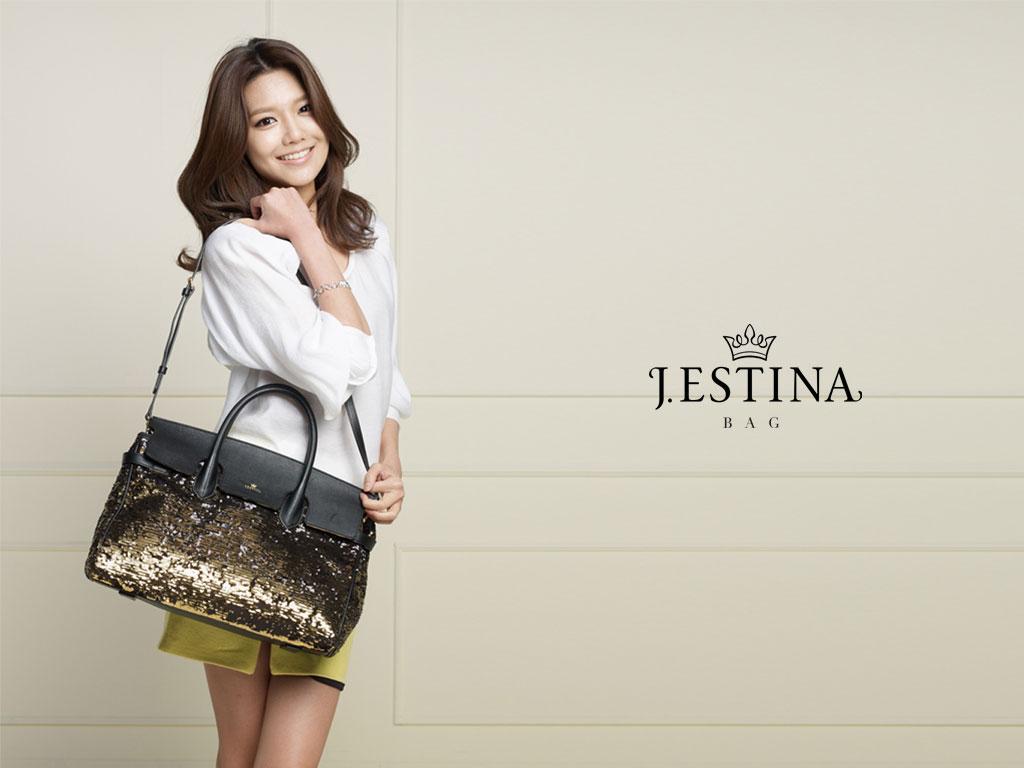 SNSD Sooyoung Jestina handbag wallpaper