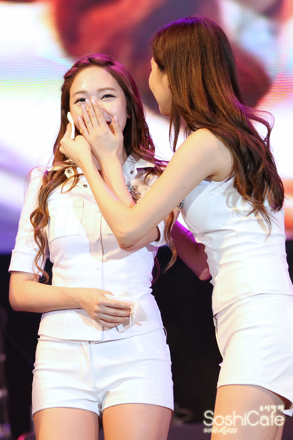 SNSD Jessica Malaysia Twin Towers Concert