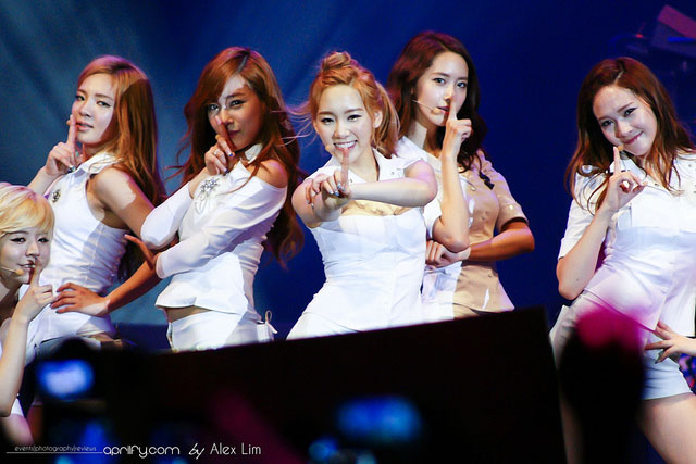 Girls Generation Malaysia Twins Tower Alive Concert