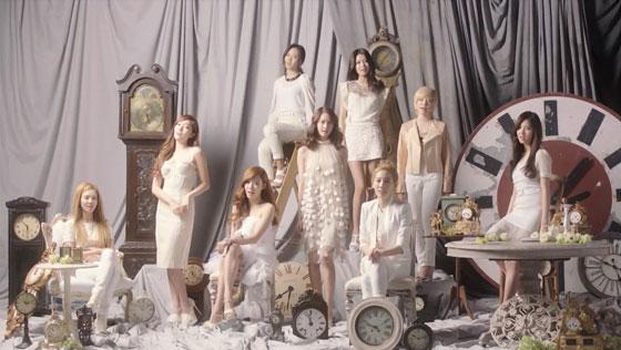 Girls Generation Time Machine