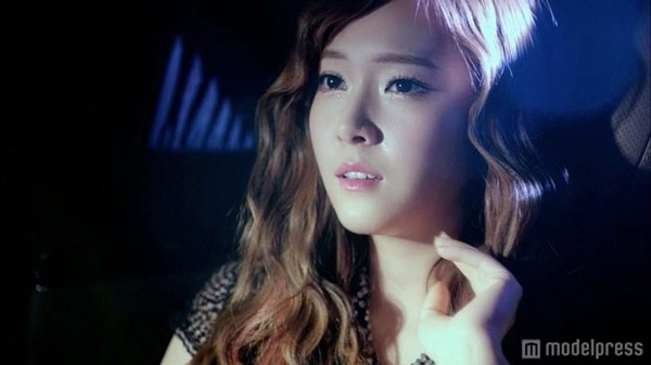 SNSD Jessica Time Machine music video
