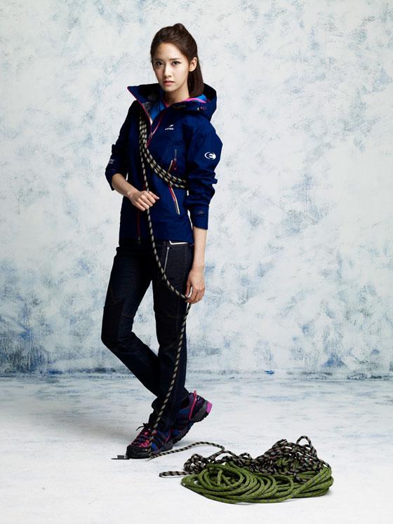 SNSD Yoona Eider 2012