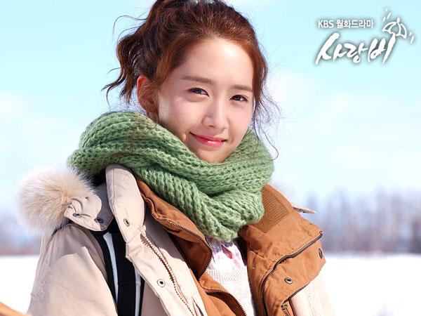 SNSD Yoona Love Rain