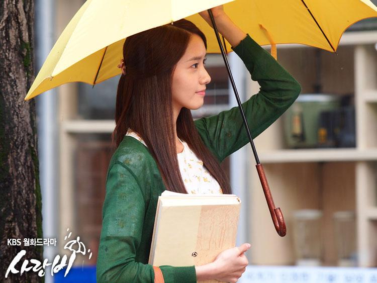 Yoona Love Rain official pics
