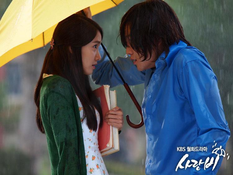 SNSD Yoona Love Rain drama