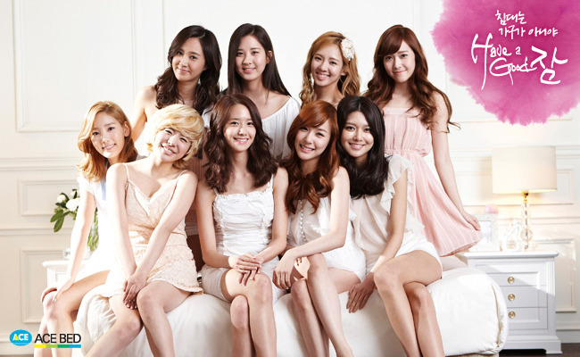 Girls Generation Ace Bed
