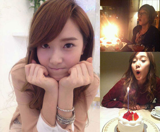 SNSD Jessica birthday