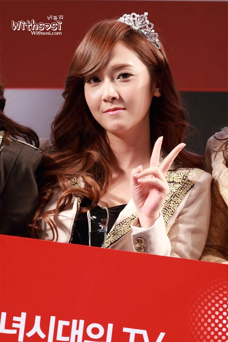 SNSD Jessica LG Cinema Concert