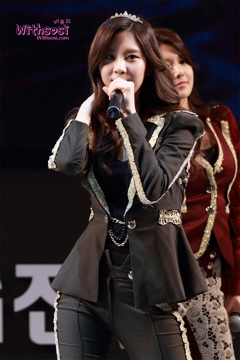 SNSD Seohyun LG Cinema Concert