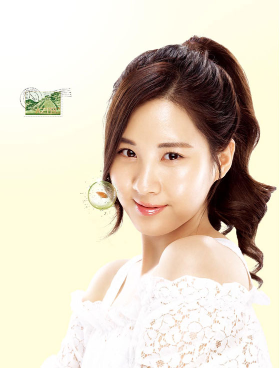 SNSD Seohyun Face Shop natural story