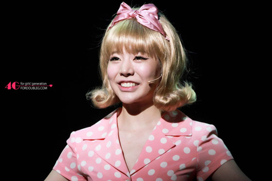 SNSD Sunny Catch Me If You Can Musical