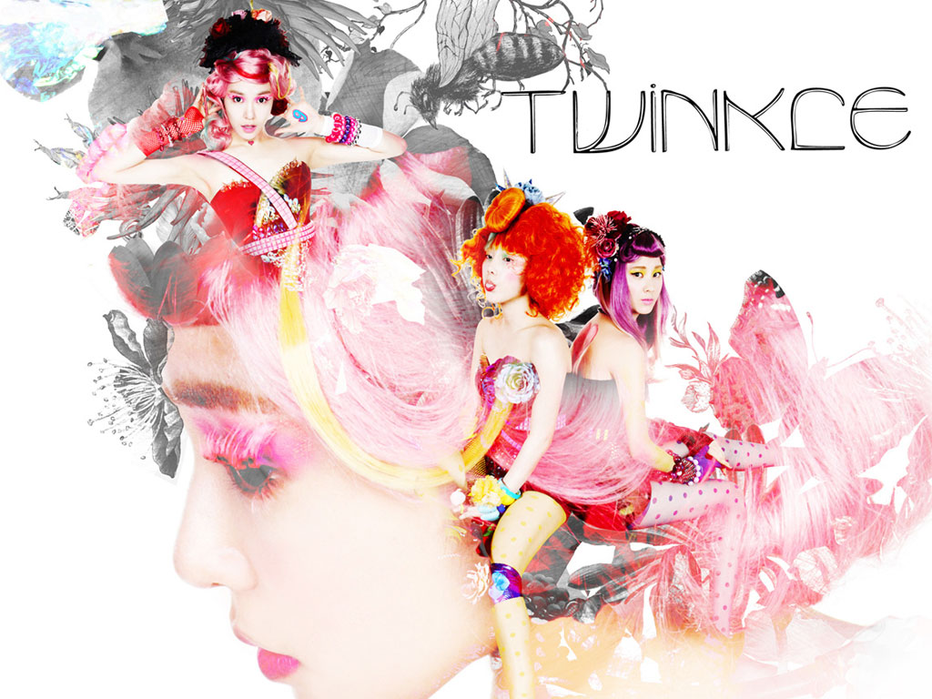 Girls Generation TaeTiSeo Twinkle mini album
