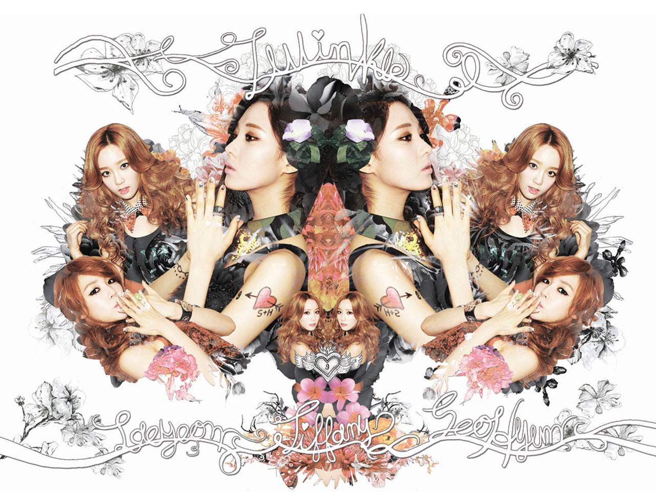 Girls Generation TTS Twinkle