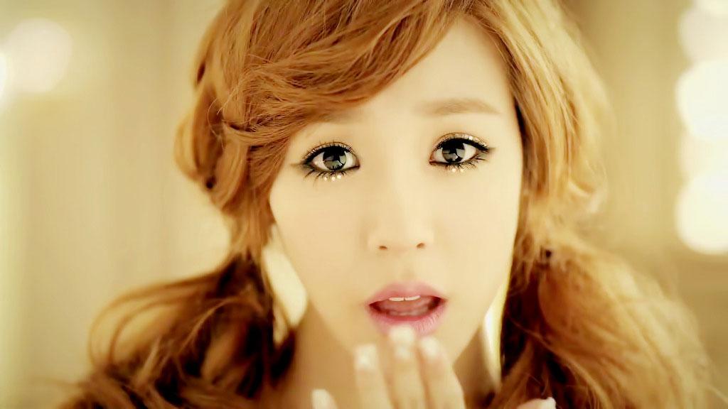 SNSD Tiffany Twinkle MV teaser