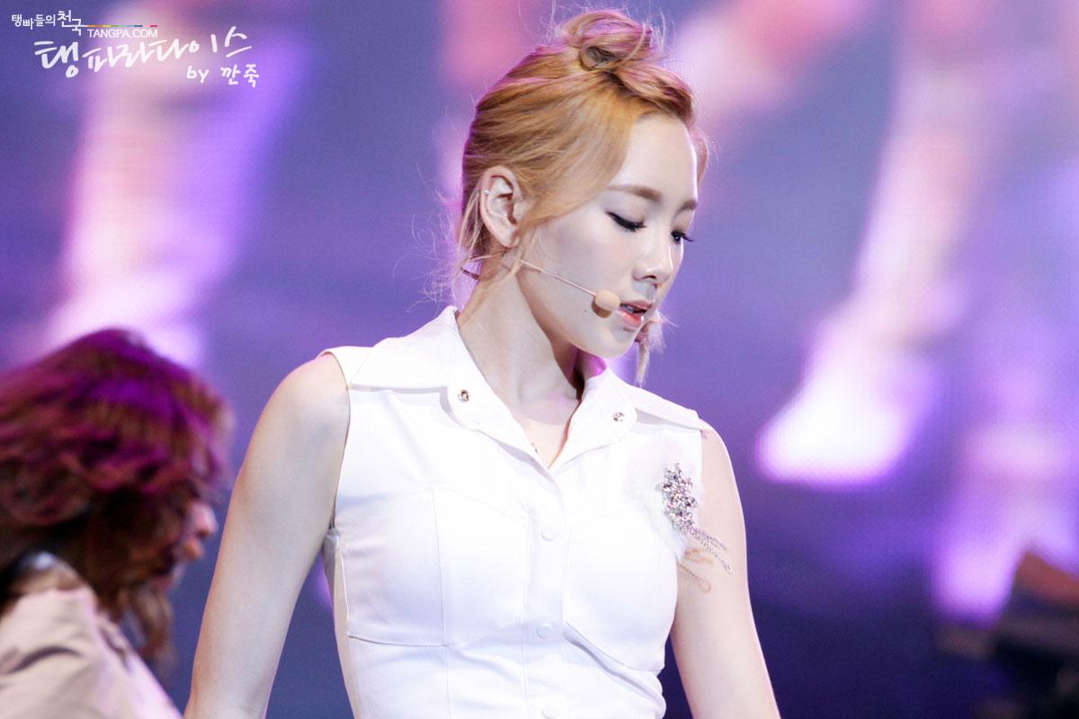 SNSD Taeyeon Malaysia Twin Towers Concert