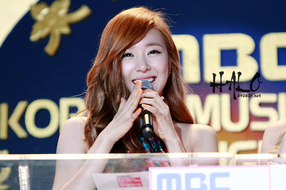 SNSD Tiffany Korean Music Wave in Bangkok