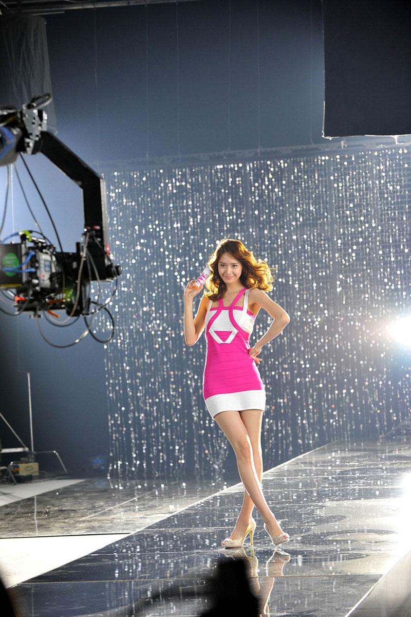 SNSD Yoona yogurt commercial