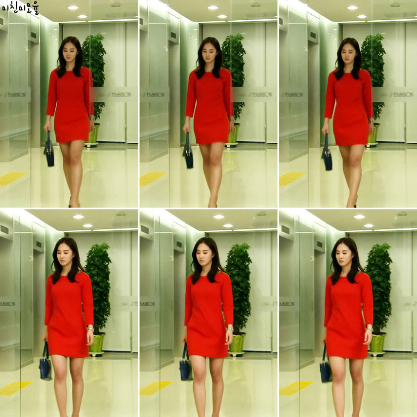 SNSD Yuri Fashion King TV drama series