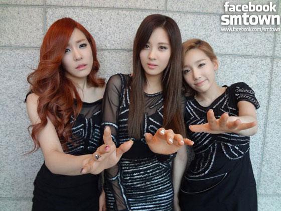 Taetiseo inkigayo backstage