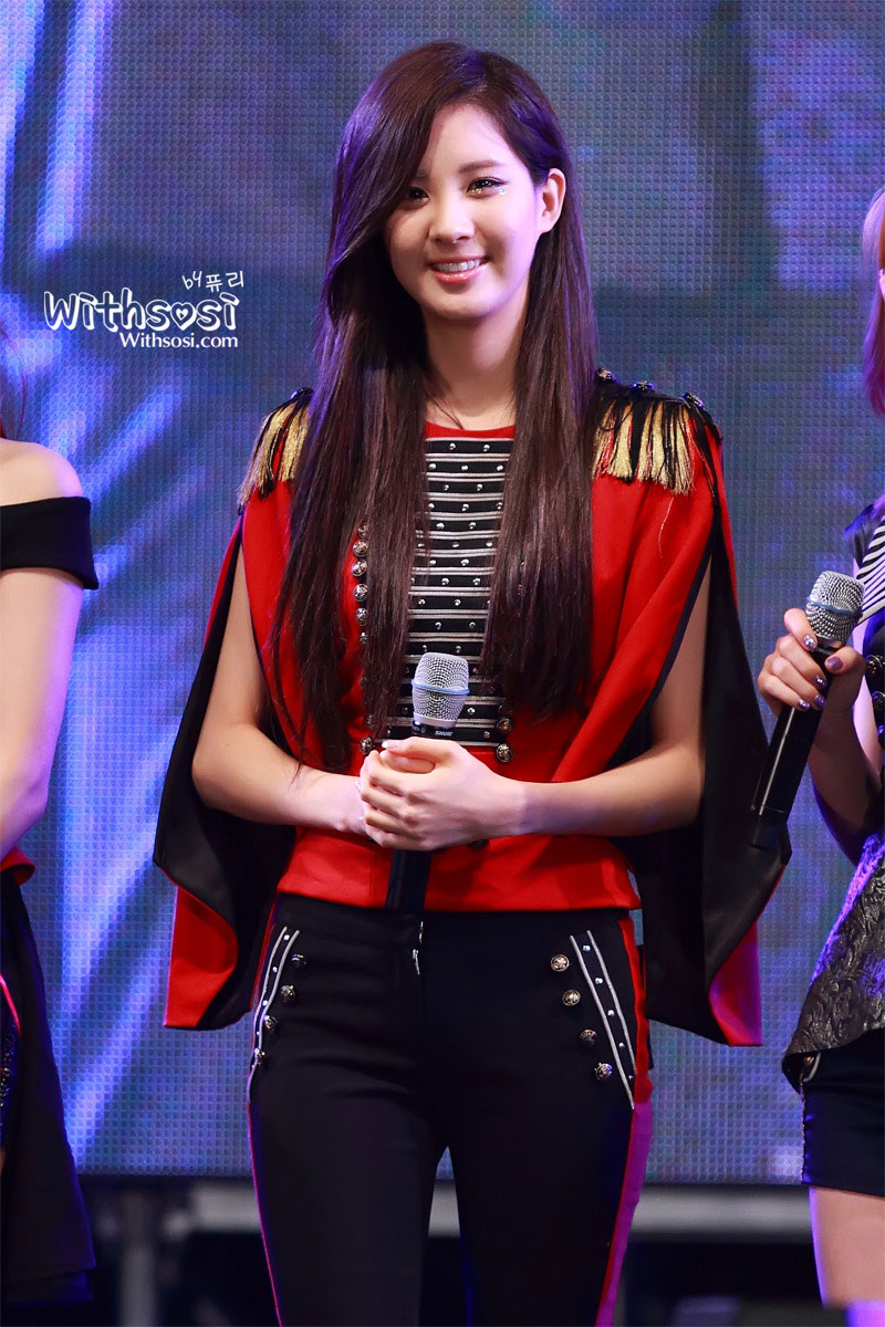 SNSD Seohyun Great Voyage Festival
