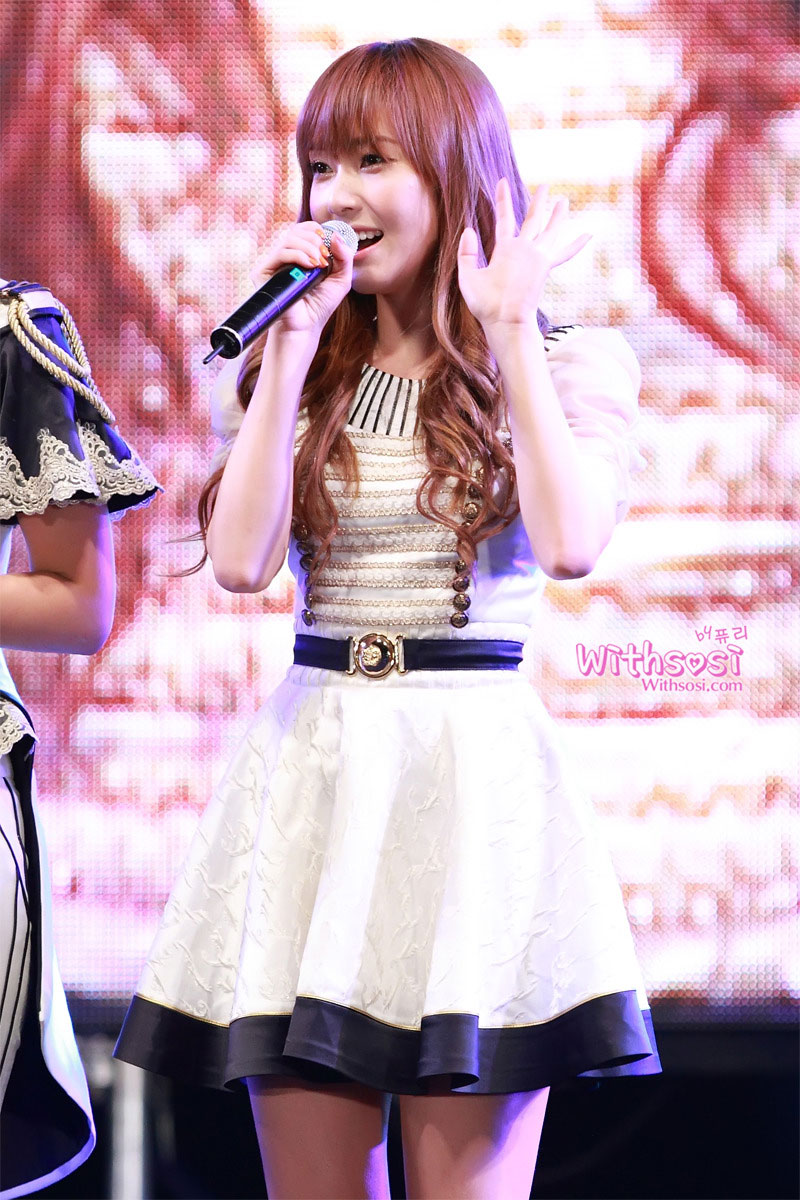 SNSD Jessica Great Voyage Festival