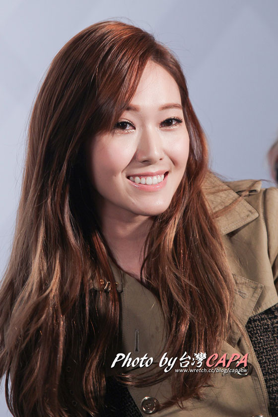 SNSD Jessica Burberry Taiwan event