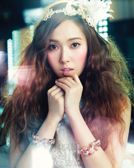SNSD Jessica Vogue Girl Magazine