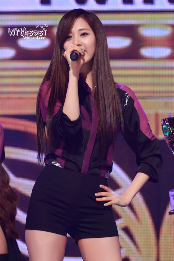 SNSD Seohyun MBC Show Champion