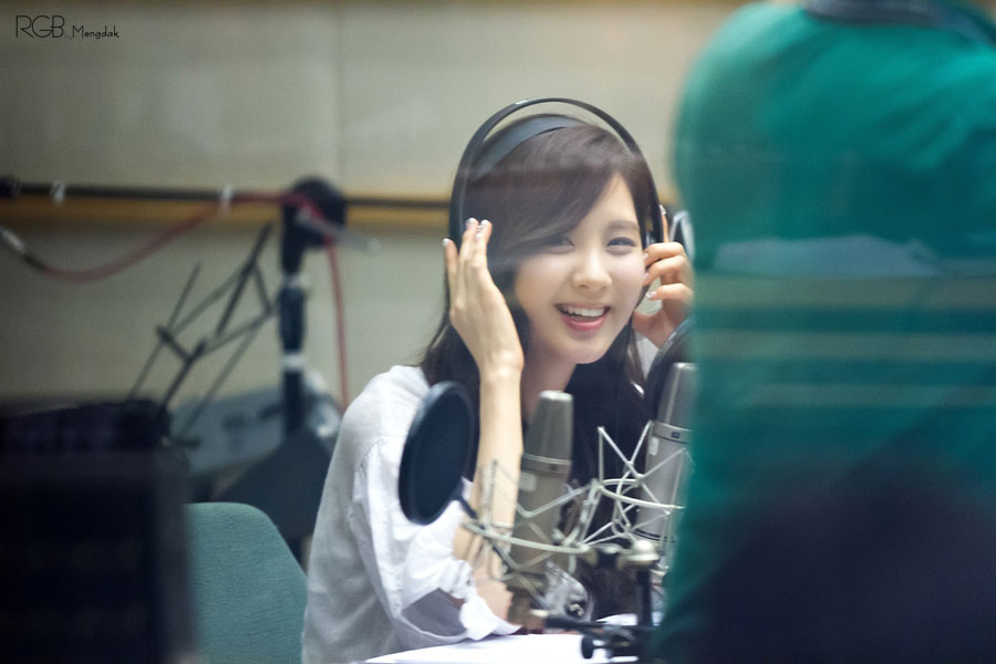 SNSD Seohyun Kiss The Radio